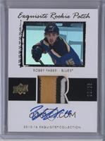 Robby Fabbri #/25