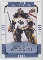 Rookie Short Print - Malcolm Subban