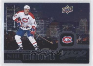2015-16 Upper Deck MVP - [Base] #240 - NHL Territory - Vincent Damphousse