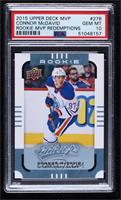 Rookie Redemption - Connor McDavid [PSA 10 GEM MT]