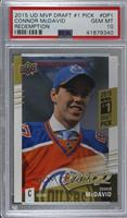 Connor McDavid [PSA 10 GEM MT]