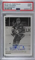 Wire Photos - John Tavares [PSA 9 MINT]