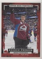Rookie Color Photos - Mikko Rantanen