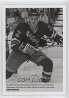 Wire Photos - Brian Leetch