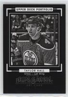 Black & White Art - Taylor Hall