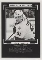 Black & White Art - John Tavares