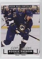Rookie Color Art - Robby Fabbri