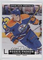 Rookie Color Art - Connor McDavid