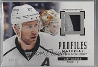Jeff Carter [Noted] #/33
