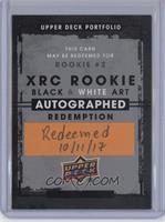 Rookie #2 [REDEMPTIONBeingRedeemed]