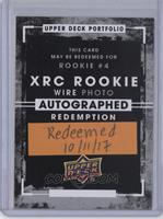 Rookie #4 [REDEMPTIONBeingRedeemed]