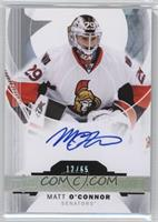 Premier Rookie Autograph - Matt O'Connor /65