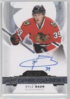 Premier Rookie Autograph - Kyle Baun /399
