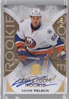 Rookie Autograph - Adam Pelech #/36