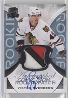 Rookie Patch Autograph - Viktor Svedberg #141/249