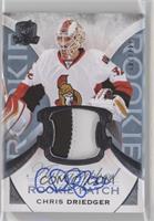 Rookie Patch Autograph - Chris Driedger /249