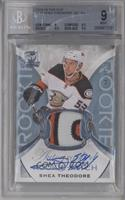 Rookie Patch Autograph - Shea Theodore /249 [BGS 9 MINT]