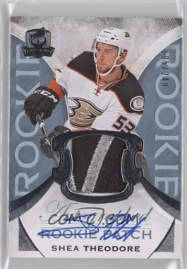 2015-16 Upper Deck The Cup - [Base] #174 - Rookie Patch Autograph - Shea Theodore /249