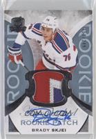 Rookie Patch Autograph - Brady Skjei /249