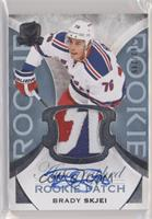 Rookie Patch Autograph - Brady Skjei #/249