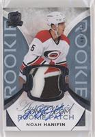 Rookie Patch Autograph - Noah Hanifin #/249