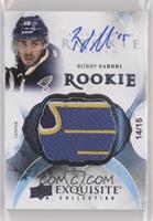 Robby Fabbri #/15