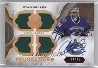 Ryan Miller [Noted] #/15