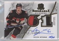 Mark Stone #/61