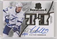 Victor Hedman #7/77