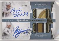 Brett Hull, Bill Guerin /35