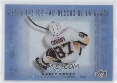 2015-16 Upper Deck Tim Hortons Collector's Series - Above the Ice #AI-SC - Sidney Crosby