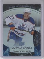 Rookie Premiere - Connor McDavid /399
