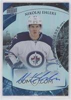 Rookie Premiere Uncommon Autograph - Nikolaj Ehlers #/199