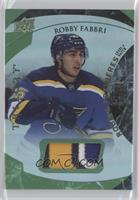 Rookie Premiere Uncommon Patch - Robby Fabbri #/35