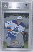 Rookie Premiere - Connor McDavid /999 [BGS 9]