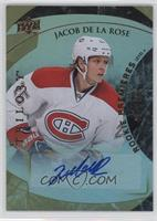 Rookie Premiere Uncommon Autograph - Jacob de la Rose #/499