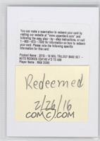 Rookie Premiere Uncommon Autograph - Max Domi [BeingRedeemed] #/499