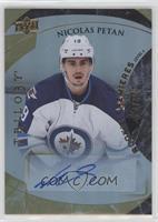 Rookie Premiere Uncommon Autograph - Nicolas Petan #/499