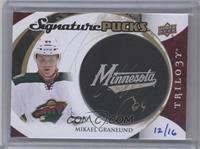 Mikael Granlund /16
