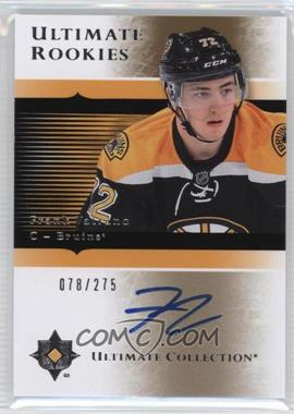 2015-16 Upper Deck Ultimate Collection - 2005-06 Ultimate Rookies - Autos [Autographed] #05-FV - Tier 1 - Frank Vatrano /275