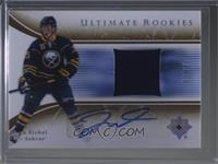 Jack Eichel (Unsigned) /99 [Leaf Authentics COA Sticker]