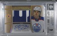 Connor McDavid /10 [BGS 9 MINT]