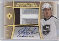 Jordan Weal #8/10