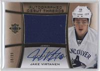Jake Virtanen #18/99