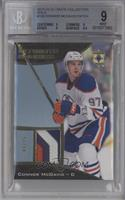 Ultimate Rookies Patch - Connor McDavid /25 [BGS9]