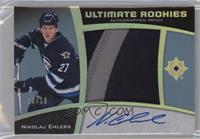 Ultimate Rookies Auto Patch - Nikolaj Ehlers #/10