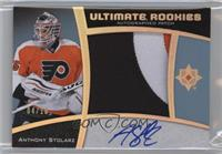 Ultimate Rookies Auto Patch - Anthony Stolarz /10