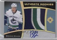 Ultimate Rookies Auto Patch - Brendan Gaunce #/10