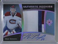 Ultimate Rookies Auto Patch - Mike Condon [Noted] #/10