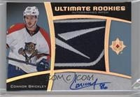 Ultimate Rookies Auto Patch - Connor Brickley #/10
